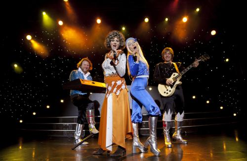 Die ABBA-Story als Musical © Hannover Concerts