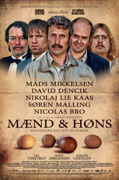 Men & Chicken © DCM Filmdistribution