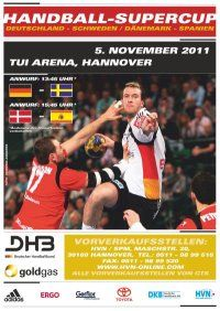 Supercup in Hannover