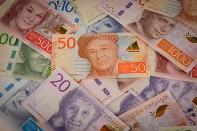 200 schwedische kronen euro